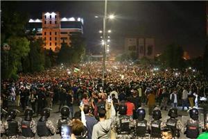 تواصل الفعاليات الاحتجاجية رفضاً لتعديلات