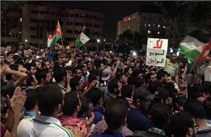 تواصل الوقفات الاحتجاجية لليوم السابع على التوالي
