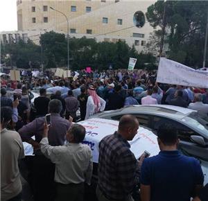 استمرار إضراب العاملين في البلديات