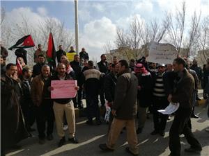 سائقو الصحة يلوّحون بالإضراب مجدداً