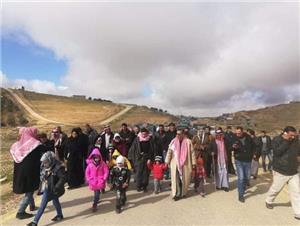 مسيرة من الطفيلة الى عمان للمطالبة بوظيفة