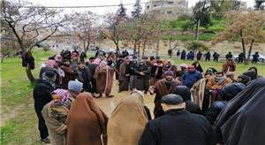 انتهاء اعتصام شباب معان المتعطلين عن العمل