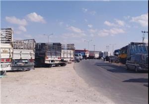 التوصل لاتفاق ينهي اعتصام سائقي شاحنات الفوسفات