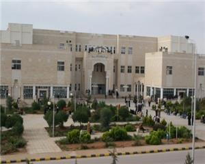 اعتصام عمال المياومة في جامعة آل البيت
