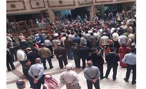 انتهاء اضراب موظفي المحاكم بوزارة العدل
