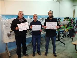 استمرار اضراب مهندسي القطاع العام وتعديل موعد الاضراب