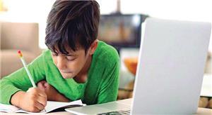 استطلاع: 64% من أولياء أمور الطلبة تأثر دخلهم الشهري نتيجة التعليم عن بعد