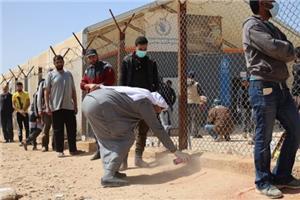 41% من اللاجئين السوريين في الأردن فقدوا وظائفهم خلال