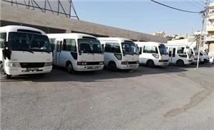 لليوم الثالث على التوالي.. سائقو النقل العام يواصلون الإضراب