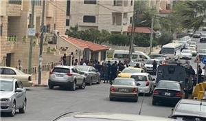 اعتصام للمتعطلين من أبناء الكرك أمام وزارة العمل