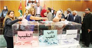 بلاغ يسمح بإجراء انتخابات النقابات والأندية والجمعيات