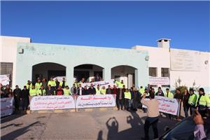 31 يوما على إضراب عمال لافارج بالرشادية